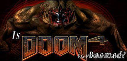 Скриншот к игре Doom 4