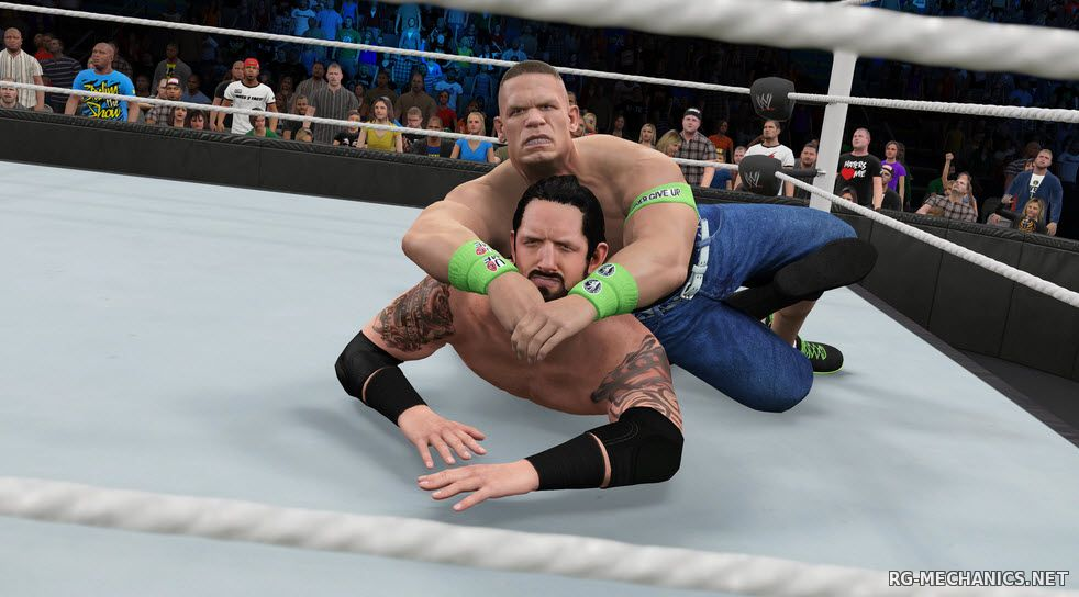 Скриншот к игре WWE 2K15