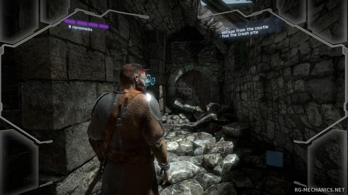 Скриншот к игре Aliens, Trolls & Dragons