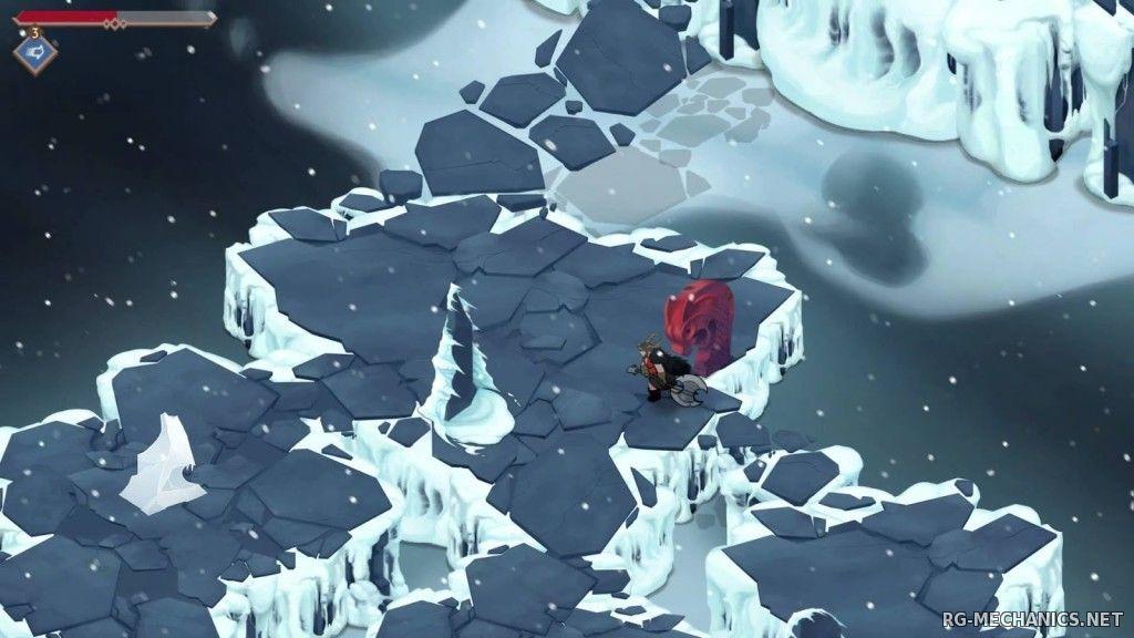 Скриншот к игре Jotun