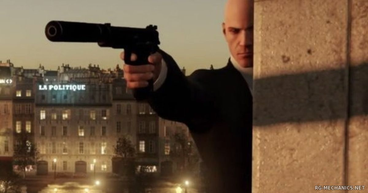 Скриншот к игре Hitman (2016)