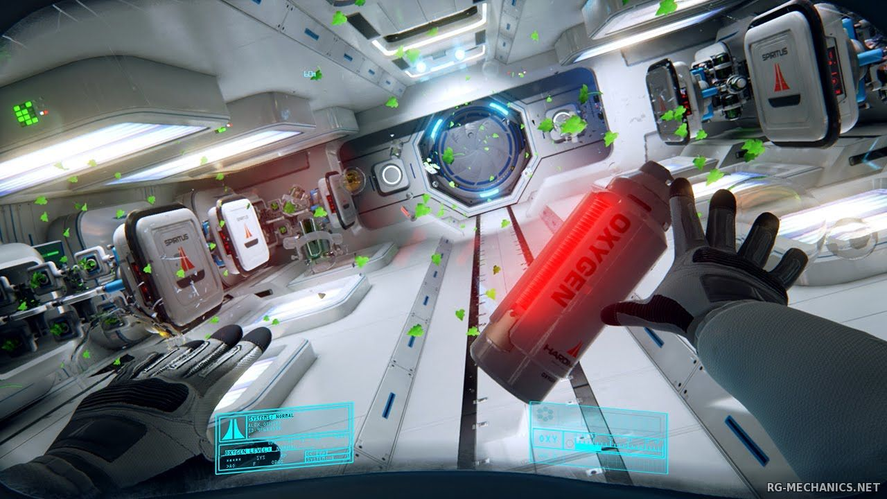 Скриншот к игре Adr1ft