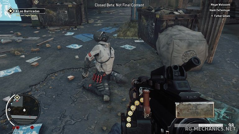 Скриншот к игре Homefront: The Revolution