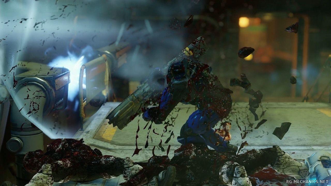 Скриншот к игре Doom (2016)