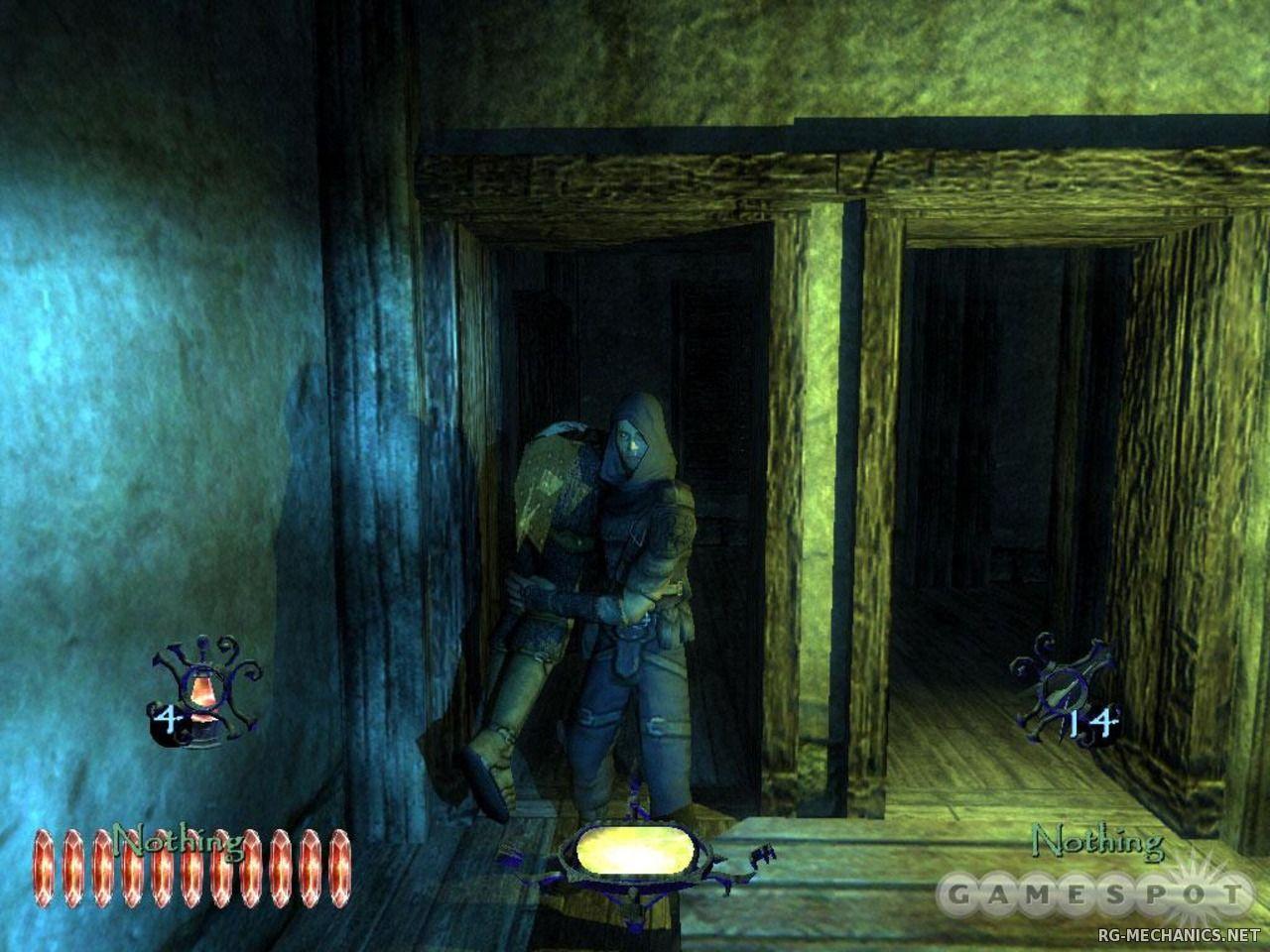 Скриншот к игре Вор: Трилогия / Thief: Trilogy (1998-2004) PC | Repack от R.G. Механики