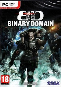 Binary Domain v.1.0.0.1 [Steam-Rip] (2012) скачать торрент Лицензия