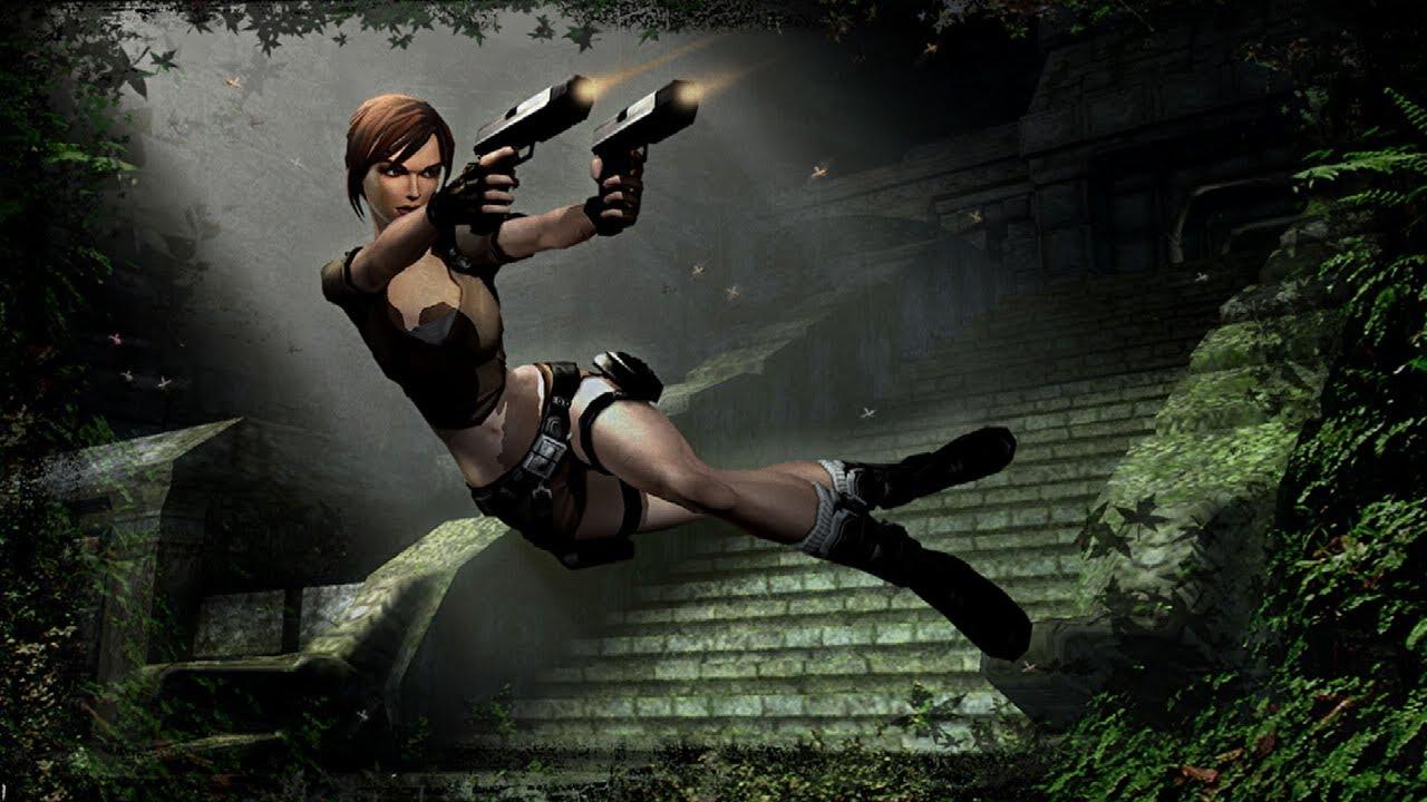 Скриншот к игре Tomb Raider: Легенда / Tomb Raider: Legend (2006) PC | RePack от R.G. Механики