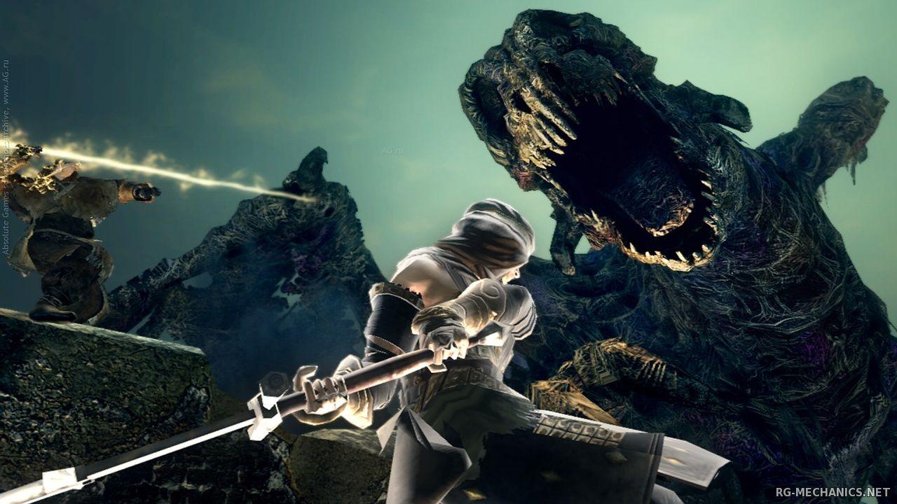 Скриншот к игре Dark Souls: Prepare to Die Edition (2012) PC | RePack от R.G. Механики