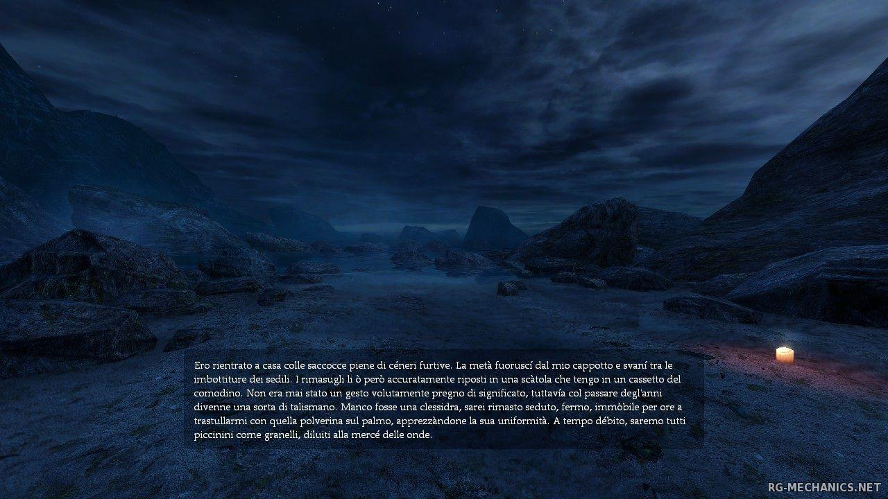 Скриншот к игре Dear Esther (2012) PC   Repack от R.G. Механики