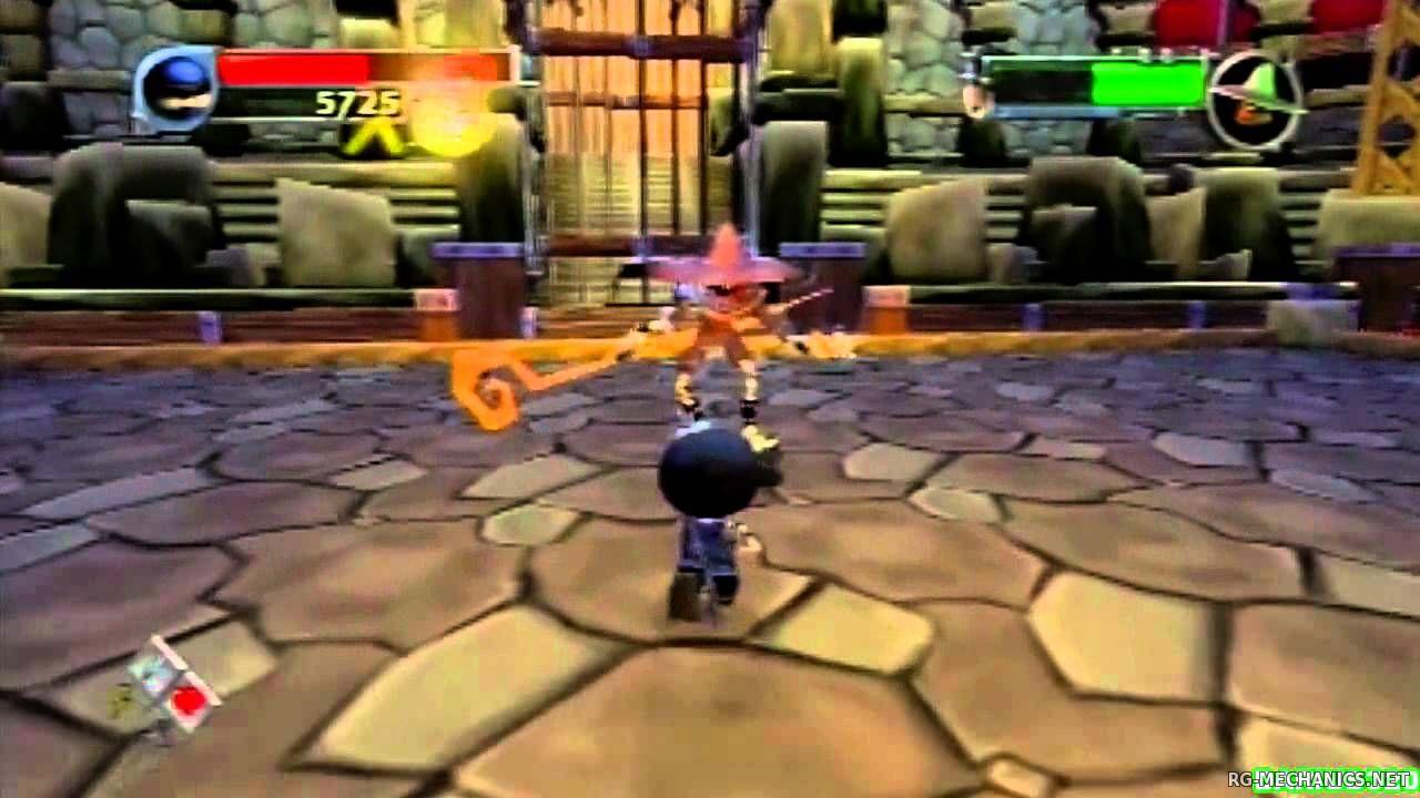Скриншот к игре I-Ninja (2004) PC   RePack от R.G. Механики