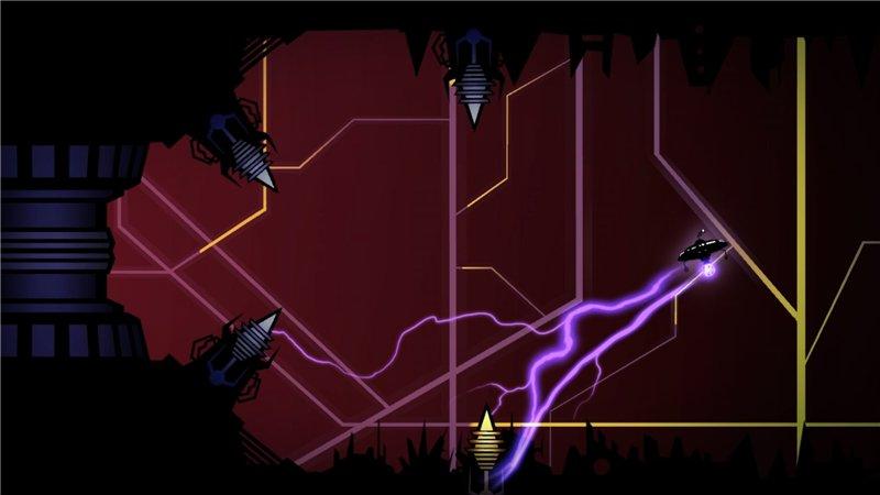 Скриншот к игре Insanely Twisted Shadow Planet (2012) PC | Repack от R.G. Механики