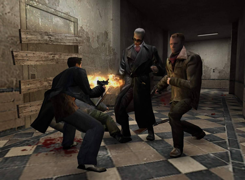 Скриншот к игре Max Payne: Dilogy (2001, 2003) PC | RePack от R.G. Механики