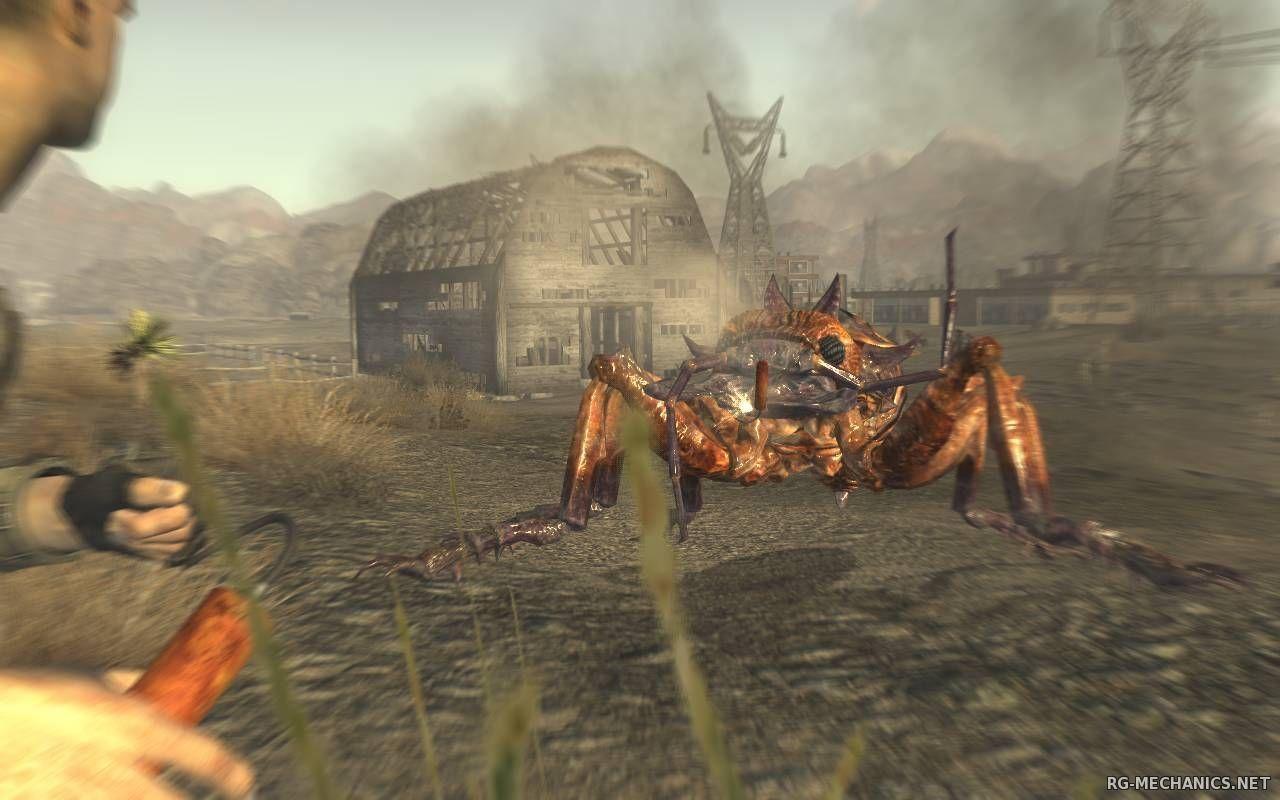 Скриншот к игре Fallout: New Vegas - Ultimate Edition [v.1.4.0.525 + 6 DLC] (2012) PC | RePack от R.G. Механики