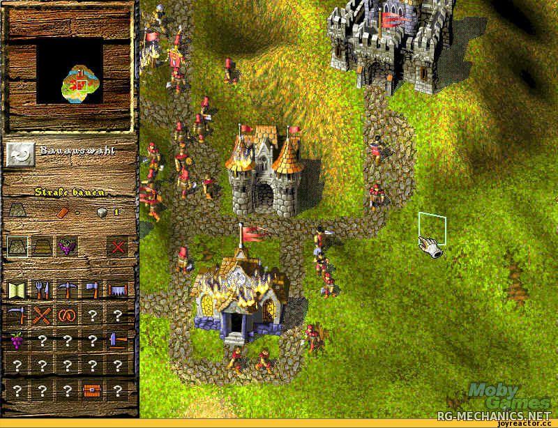 Скриншот к игре Knights and Merchants: Anthology (1998-2001) PC | RePack от R.G. Механики