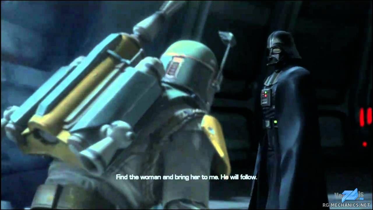 Скриншот к игре Star Wars: The Force Unleashed - Dilogy (2009-2010) PC | Repack от R.G. Механики