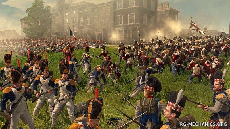 Скриншот к игре Total War: Антология (2001-2011) PC | RePack от R.G. Механики