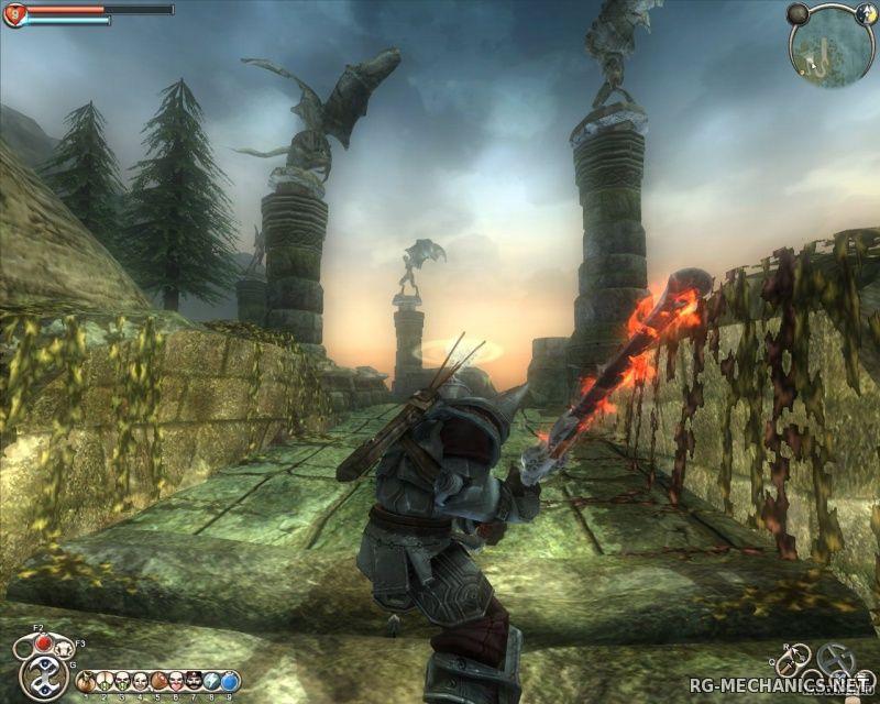 Скриншот к игре Fable: Дилогия / Fable: Dilogy (2006-2011) PC | Repack от R.G. Механики