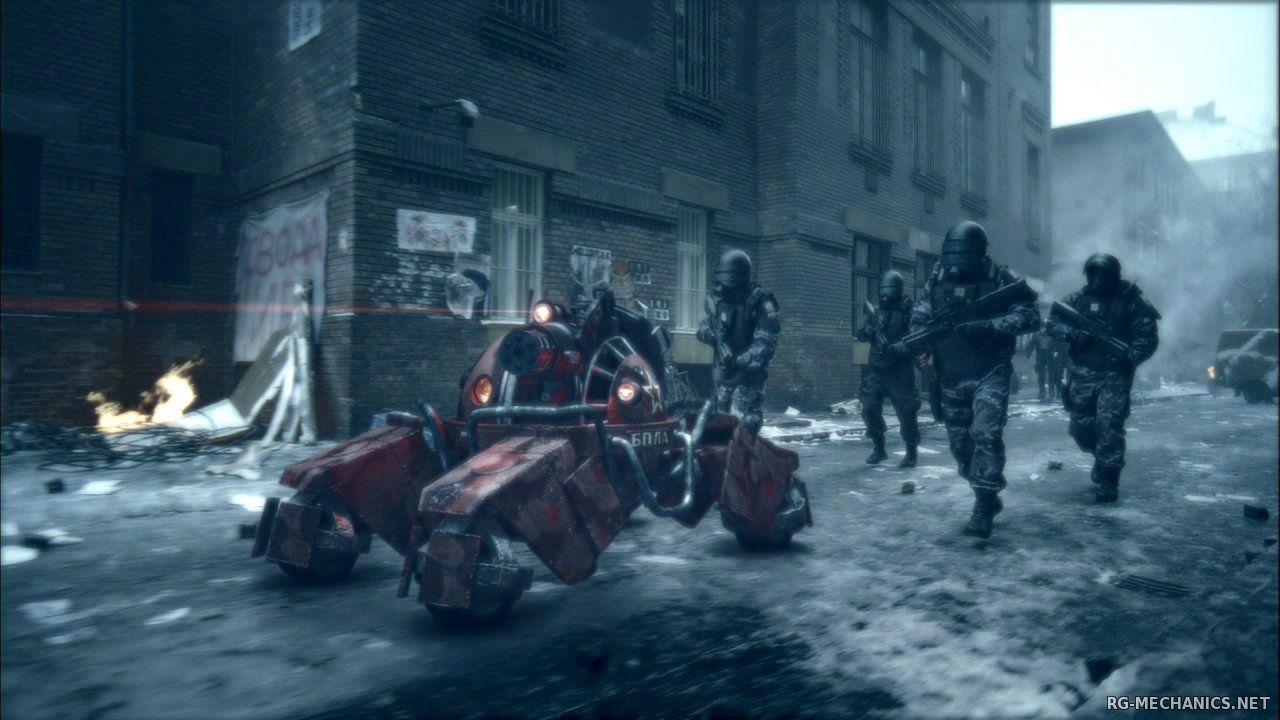Скриншот к игре Tom Clancy's Ghost Recon: Future Soldier (2012) PC | RePack от R.G. Механики