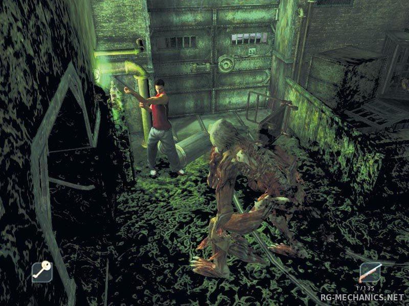 Скриншот к игре ObsCure: Dilogy (2005-2007) PC   RePack от R.G.Механики