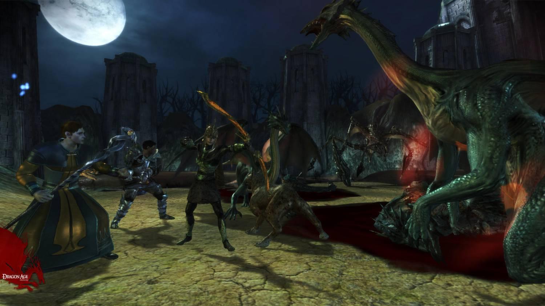 Скриншот к игре Dragon Age: Дилогия / Dragon Age: Dilogy (2009-2011) PC   RePack от R.G. Механики