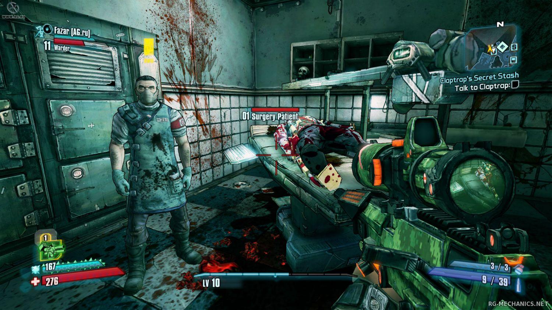 Скриншот к игре Borderlands 2: Premier Club Edition (2012) PC   RePack от R.G. Механики