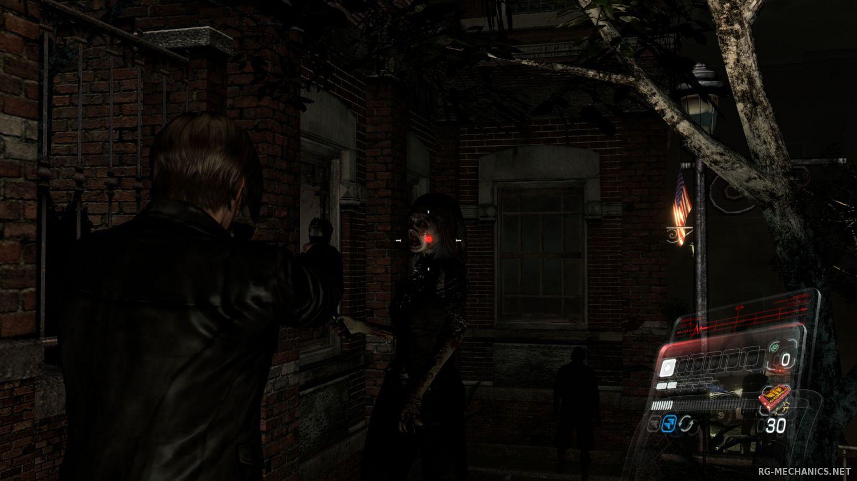 Скриншот к игре Resident Evil 6 [v1.0.6.165] (2013) PC | RePack от R.G. Механики
