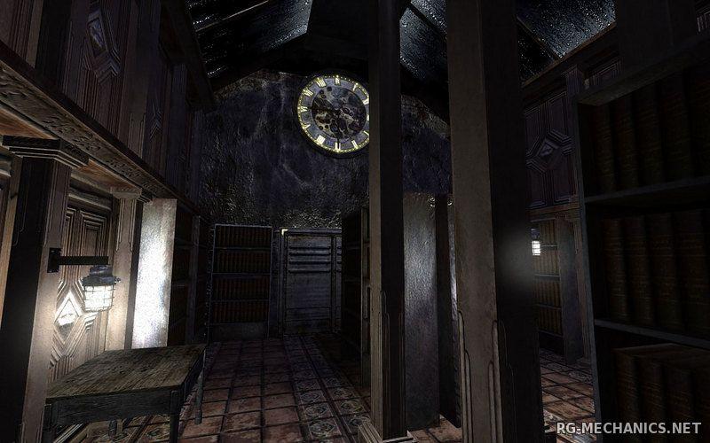 Скриншот к игре Пенумбра: Специальное Издание / Penumbra: Special Edition (2008) PC   RePack от R.G. Механики