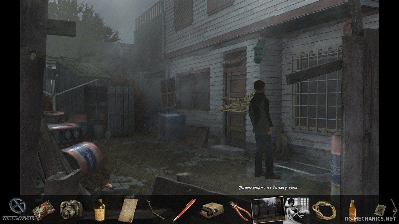 Скриншот к игре Чёрное зеркало: Антология / Black Mirror: Anthology (2003-2011) PC   RePack от R.G. Механики