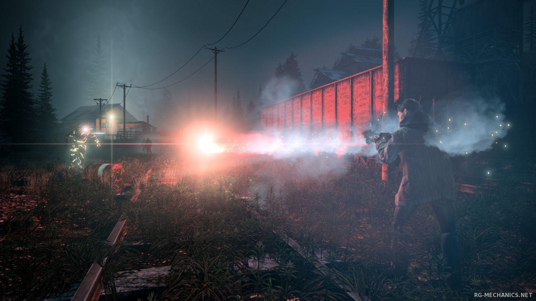 Скриншот к игре Alan Wake: Dilogy (2012) PC | RePack от R.G. Механики