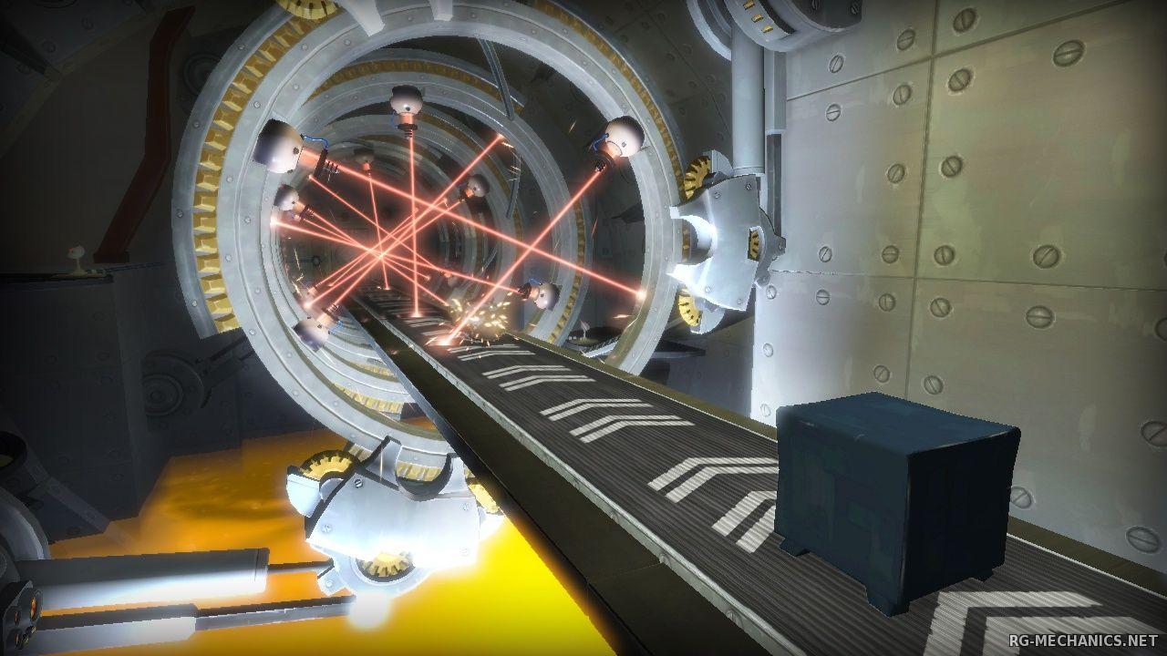 Скриншот к игре Quantum Conundrum (2012) PC   RePack от R.G. Механики