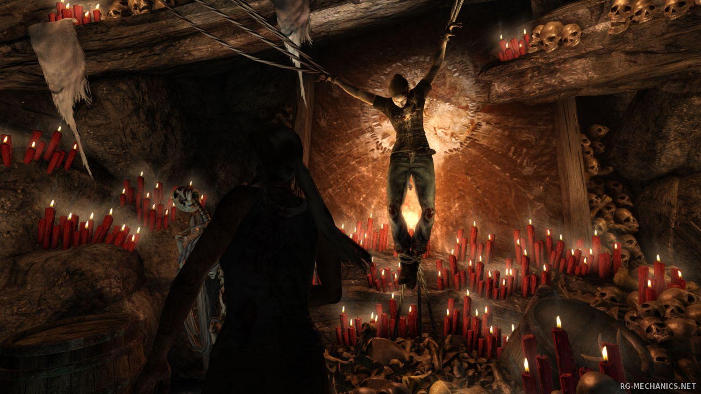 Скриншот к игре Tomb Raider: Survival Edition (2013) PC | RePack от R.G. Механики