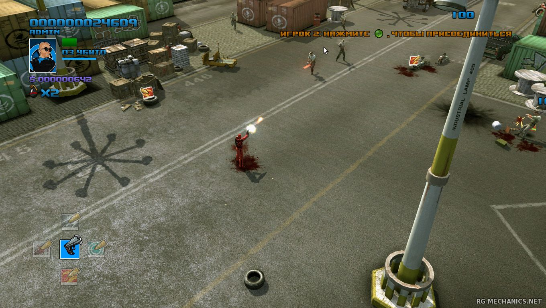 Скриншот к игре Narco Terror (2013) PC | RePack от R.G. Механики