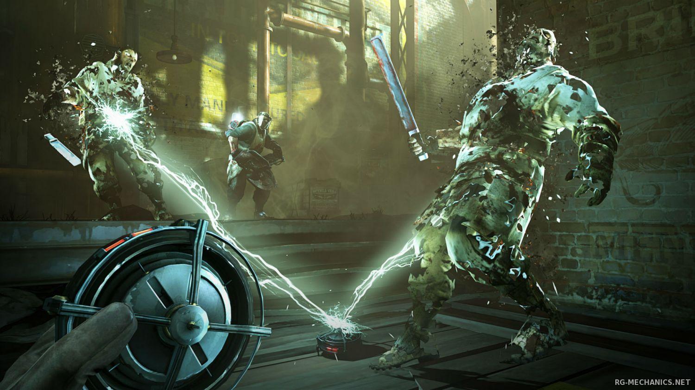 Скриншот к игре Dishonored (2012) PC | RePack от R.G. Механики