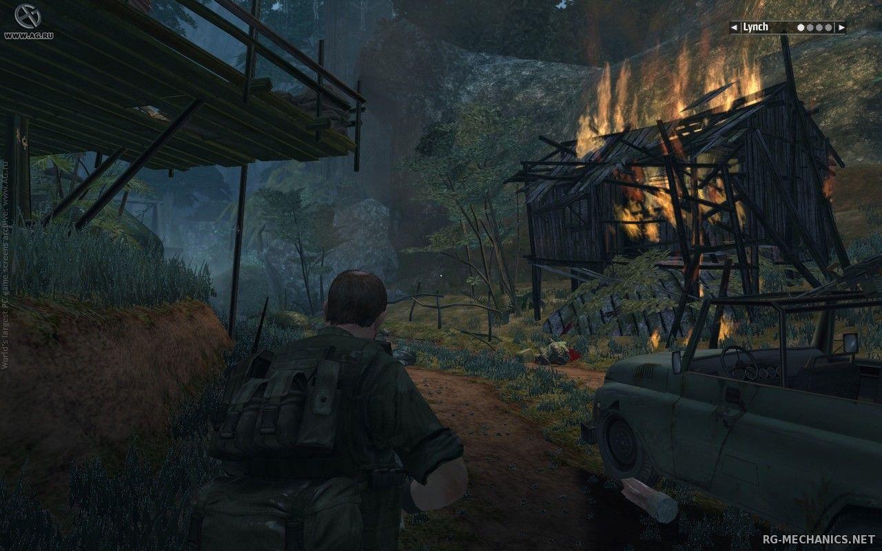 Скриншот к игре Kane & Lynch Dilogy (2007-2010) PC | Repack от R.G. Механики