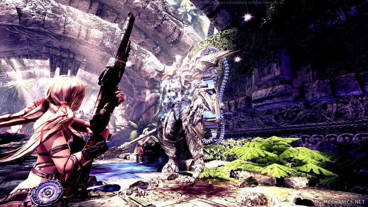 Скриншот к игре Blades of Time: Limited Edition [GOG] (2012) скачать торрент Лицензия