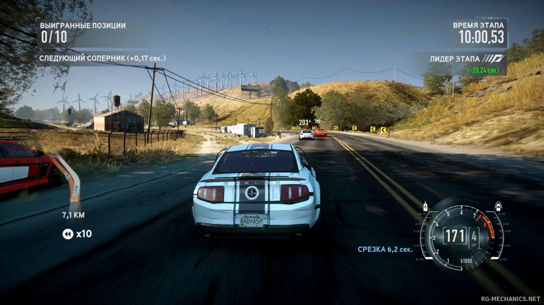 Скриншот к игре Need for Speed: The Run - Limited Edition (2011) PC | RePack от R.G. Механики