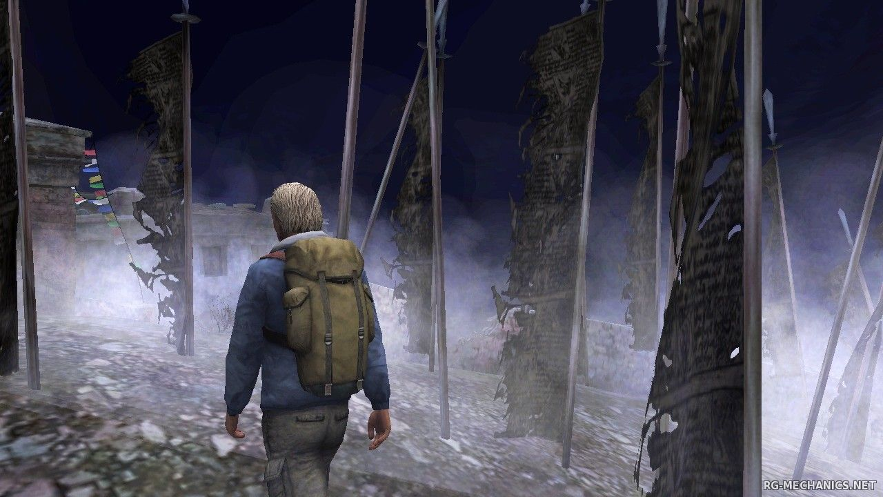 Скриншот к игре Проклятая гора / Cursed Mountain (2010) PC | RePack от R.G. Механики