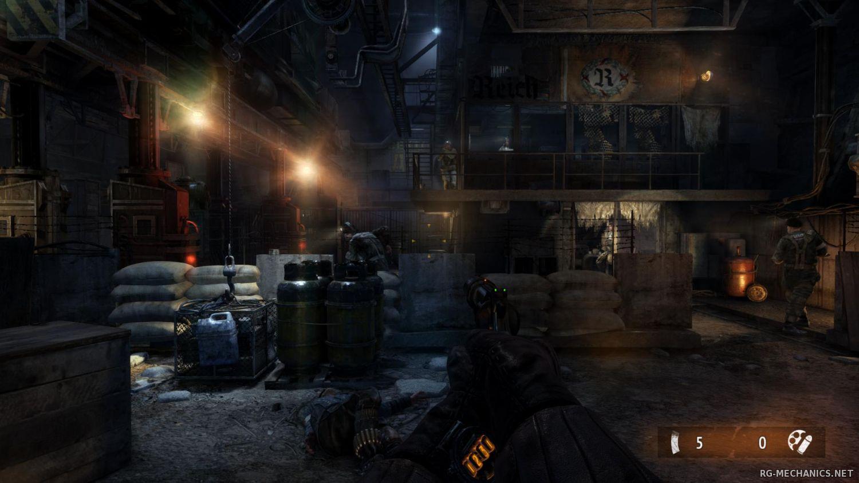 Скриншот к игре Метро 2033: Луч надежды / Metro: Last Light (2013) РС | RePack от R.G. Механики