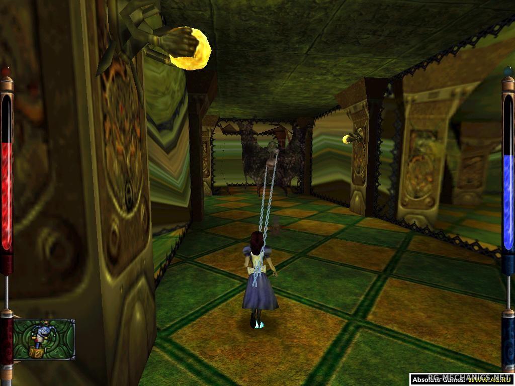 Скриншот к игре Alice: Cheshire Cat's Dreams Edition (2000 - 2011) PC | RePack от R.G. Механики