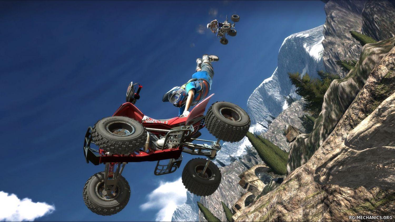 Скриншот к игре Pure: Коллекционное издание (2008) PC | RePack от R.G. Механики