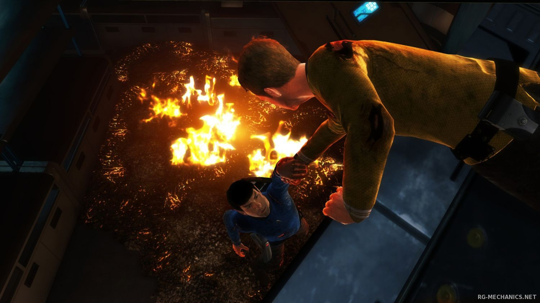 Скриншот к игре Star Trek: The Video Game (2013) PC   RePack от R.G. Механики