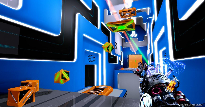 Скриншот к игре Magrunner: Dark Pulse (2013) PC | RePack от R.G. Механики