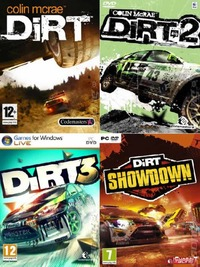 DiRT: Anthology (2007-2012)