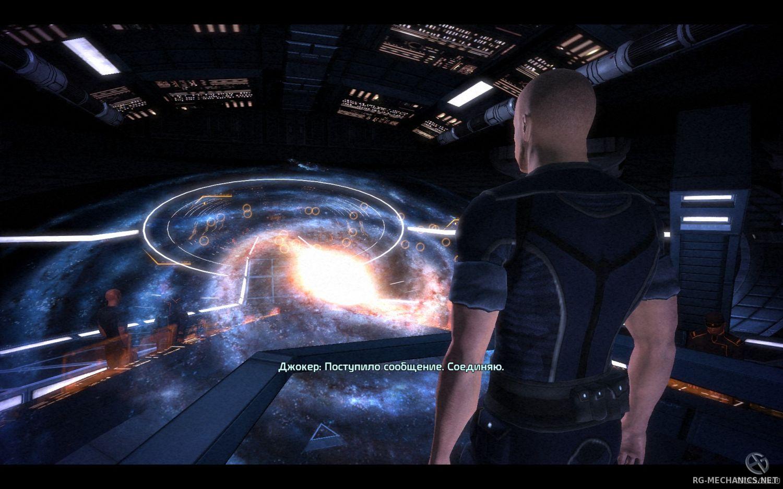 Скриншот к игре Mass Effect - Galaxy Edition (2008 - 2012) PC   RePack от R.G. Механики