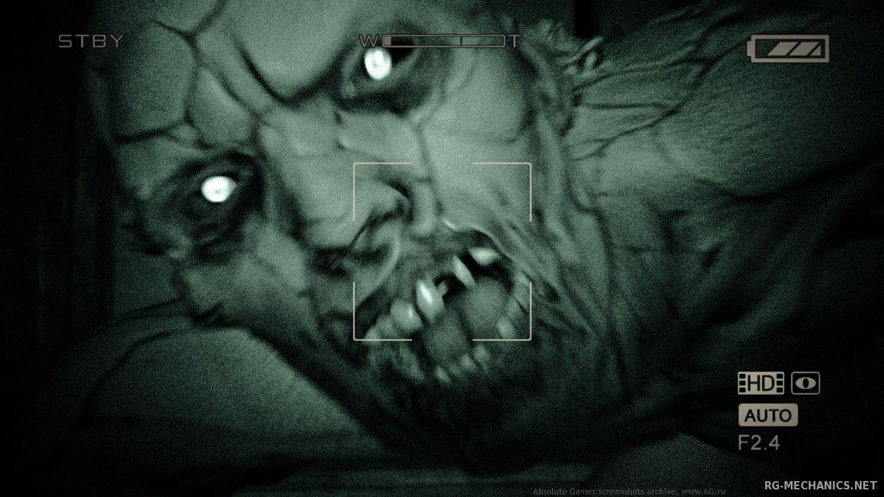 Скриншот к игре Outlast (2013) PC | RePack от R.G. Механики