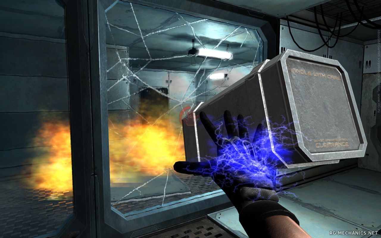 Скриншот к игре Twin Sector (2010) PC | RePack от R.G. Механики