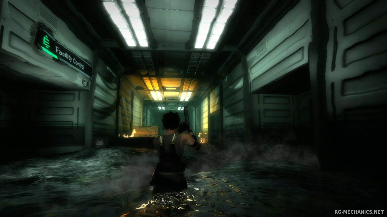 Скриншот к игре Hydrophobia Prophecy (2011) PC | Repack от R.G. Механики