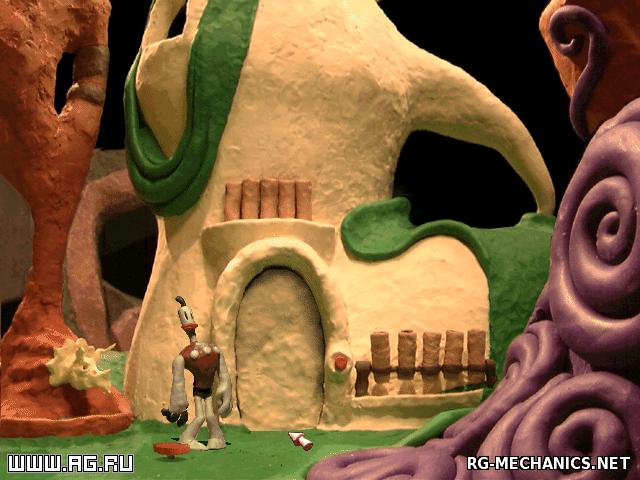 Скриншот к игре Небывальщина / Не верь в худо / The Neverhood (1996) PC   RePack от R.G. Механики
