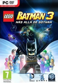 LEGO Batman 3: Покидая Готэм / LEGO Batman 3: Beyond Gotham (2014)