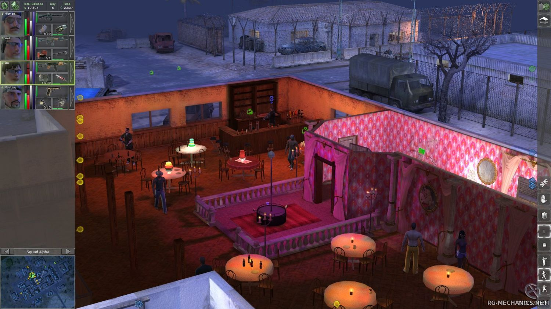 Скриншот к игре Jagged Alliance: Dilogy (2012) PC | RePack от R.G. Механики